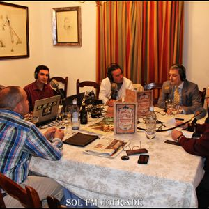 SOL FM COFRADE CÓRDOBA 94.4 EN LA CAZUELA DE LA ESPARTERIA, CÓRDOBA. www.solfmcordoba.com