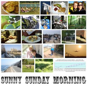 Sunny Sunday Morning by N3