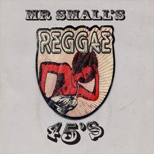 Small reggae 45's