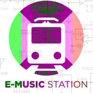 DJ Adriano Roveri @emusicstation / BasementRadio Show #001