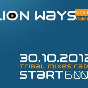 Three Million Ways - 3 Million Ways 038 (Gold edition) @ TM radio [ 30-Oct-2012 ]