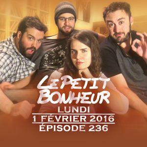 LPB - Ép 236 - Lun - Mens-tu aux enfants/Une émission de télé que tu voudrais ramener à la vie