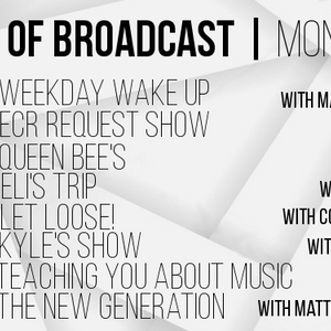 WEEKDAY WAKEUP | Callum Frame & Matthew McVeigh | TwoDaysOfBroadcasting