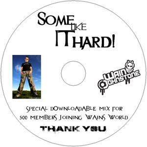 Some Like It Hard by Wain Johnstone