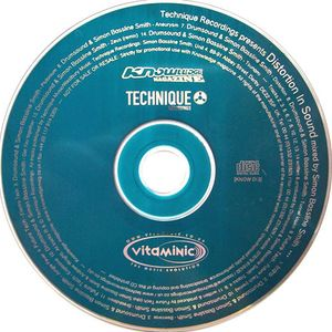 Kmag Issue 13 Mix CD - Bassline Smith, Technique Recordings