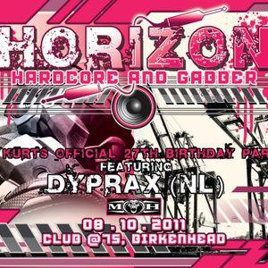 Horizon October 2011