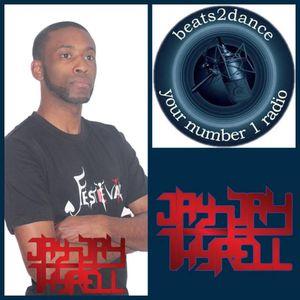 Jay-Jay Thyrell - Beats2Dance May Mix