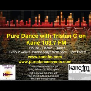 KFMP: Pure Dance with Tristan C and guest Stephen Kirkwood 12th Sept 2012