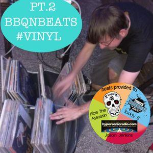 BBQnBeats vinyl edition pt. 2 - Assassino Toddy B Jason Jenkins
