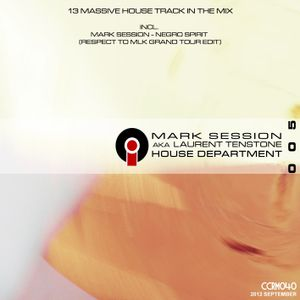Laurent Tenstone - House Department vol. 05 (Continous Mix) - CCRM040