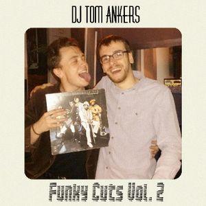DJ Tom Ankers - Funky Cuts Vol. 2
