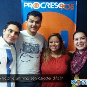 AV - 12 de Noviembre - Entrevista LIC TATIANA ARIAS - NIÑOS COMPLICADOS
