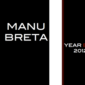 Manu Breta@Year end 2012