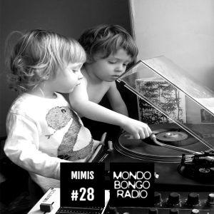 "244. Mimis Mixtape #28 ""Mom, I'm a Rhythm Addict"""