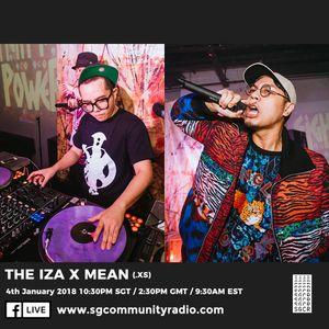 SGCR Radio Show #29 - 04.01.2018 Episode ft. The IZA x MEAN