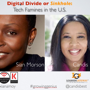 Digital Divide Interview with Sian Morson