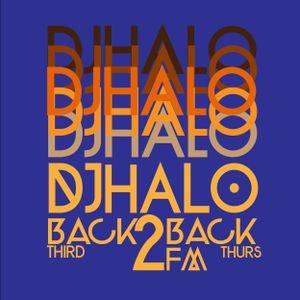 DJ HALO Back2BackFM Hour2 9.19.17