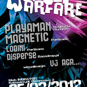 "Magnetic - ""Jungle Warfare 5"" promo set"