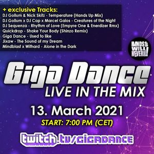 Giga Dance live in the Mix Vol.106