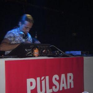Abel Ramos @ Overdance, Sesion Sonique, Loca FM, Madrid (2001)