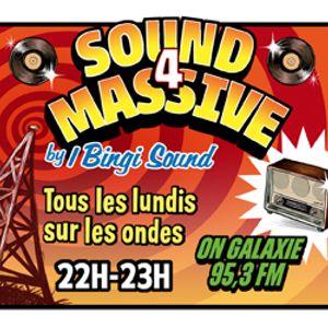 Sound 4 Massive feat. Gideon Sound - 24/04/17