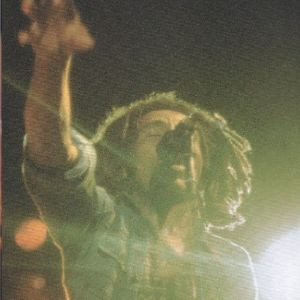 The Wailers - Wonder Dream Concert with Stevie Wonder - 10-4-1975 National Stadium, Kingston, JA