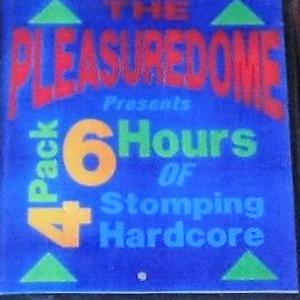 Tape 3 A-Djs-Rush & Fergus & Grooverider Pleasuredome 6 Hours Of Stomping Hardcore (Blue Pack) 1994
