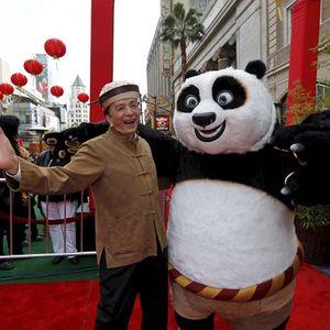 Actor and voice of Kung Fu Panda's Mr. Ping- James Hong