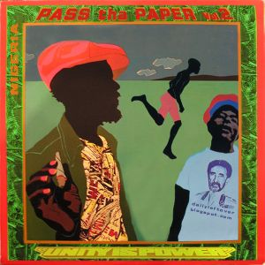PASS thaPAPER 2 ~ African Nigerian reggae and bass