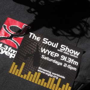 The Soul Show on WYEP 91.3fm Pittsburgh, December 19, 2015 (The Holiday Edition)