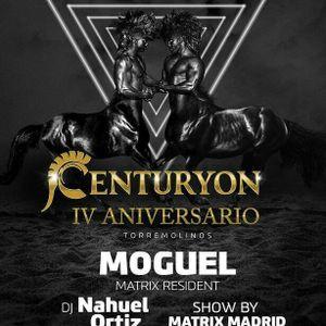 Nahuel Ortiz Live! Centuryon (Torremolinos - Spain) 2017.09.09