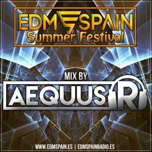 Aequus R presenta EDM Spain Summer Festival 2015