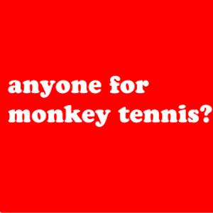 Monkey Tennis LaB 4/2/12