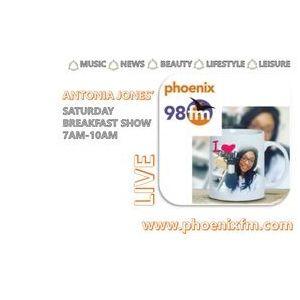 Antonia Jones' Saturday Breakfast Show 11 November 2018 (Phoenix FM)