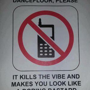 No Mobiles on the Dancefloor please MIX