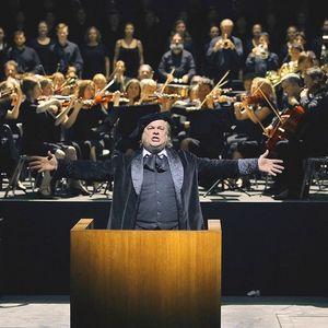 """Wagner: """"Die Meistersinger"""" – Volle, Vogt, Schwanewilms, Kränzle, Groissböck; Jordan; Bayreuth 2017"""