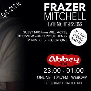Abbey 104 Guest Mix