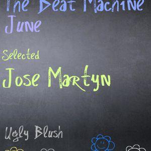 The Beat Machine  June'11  (Mixed Jose Martyn)