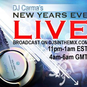 DJ Carma New Years Eve Mix 2008-2009