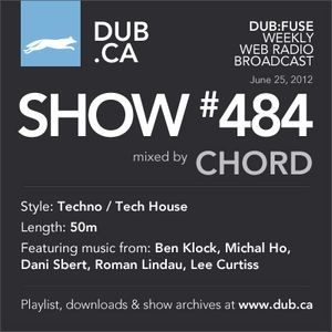 DUB:fuse Show #484 (June 25, 2012)