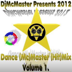 DjMcMaster Presents 2012 - Dance (Mc)Master (Hit)Mix Volume 1.