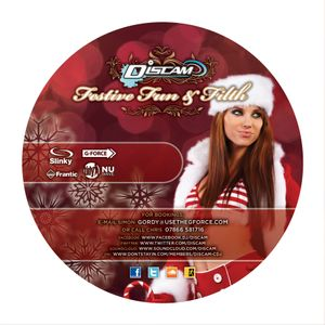 Discam - Festive Fun & Filth (December 2011)