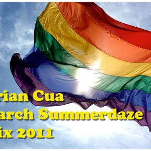 DJ Brian Cua March Summerdaze Mix 2011