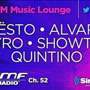 Dyro - Live @ SiriusXM Music Lounge, WMC 2013, Miami, E.U.A. (20.03.2013)