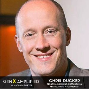 011: Chris Ducker on Personal Branding, Outsourcing, and Becoming a Youpreneur