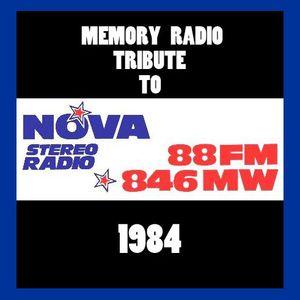 MEMORY RADIO TRIBUTE TO RADIO NOVA 1984