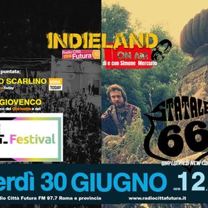 Indieland @Statale66 Live unplugged