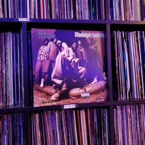 Vinyl Hip Hop Mix Golden Age