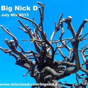 Big Nick D. July mix 2013