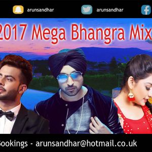2017 MEGA BHANGRA MIX | PART 1 | BEST DANCEFLOOR TRACKS.